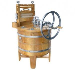 Antike Waschmaschine