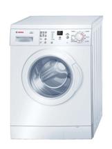 Bosch WAE283ECO Serie 4 Waschmaschine FL / A+++ / 165 kWh/Jahr / 1400 UpM / 7 kg / 10686 Liter/Jahr / ActiveWater spart Wasser und Kosten dank sensorgesteuerter, mehrstufiger Mengenautomatik / weiß - 1