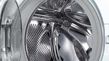 Bosch WAE283ECO Serie 4 Waschmaschine FL / A+++ / 165 kWh/Jahr / 1400 UpM / 7 kg / 10686 Liter/Jahr / ActiveWater spart Wasser und Kosten dank sensorgesteuerter, mehrstufiger Mengenautomatik / weiß - 4
