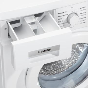 Siemens iQ300 WM14E425 iSensoric Waschmaschine / A+++ / 1400 UpM / 7 kg / weiß / VarioPerfect / WaterPerfect / Super15 - 5