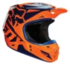 Fox V1 Motocross Helm 1