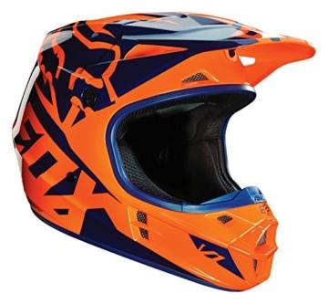 Fox V1 Motocross Helm 1