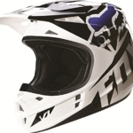 Fox V1 Motocross Helm