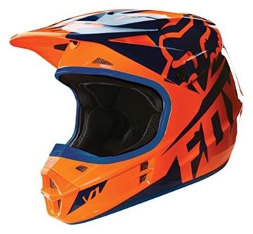 Fox V1 Motocross Helm 2