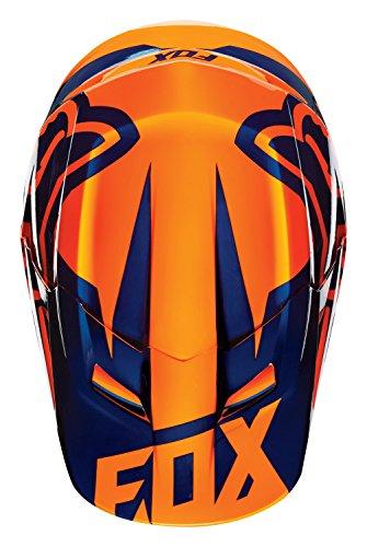 Fox V1 Motocross Helm 5