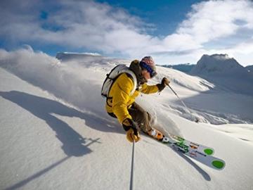 GoPro HERO4 Black Adventure Action Cam Ski Aufnahme