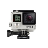 GoPro HERO4 Silver Adventure Actionkamera (12 Megapixel, 41,0 mm x 59,0 mm x 29,6 mm) -