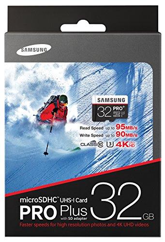 Samsung Action Cam Speicherkarte 32GB