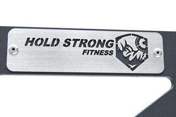 Hold Strong Fitness Klimmzugstange mit Studiozulassung