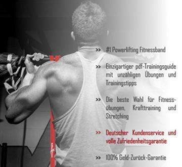 Fitness Klimmzugband