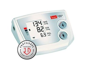 Boso Medicus Family Oberarm-Blutdruckmessgerät -