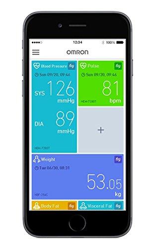 Omron M700 Intelli IT Oberarm-Blutdruckmessgerät