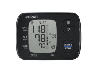 Omron RS6 Handgelenk-Blutdruckmessgerät -