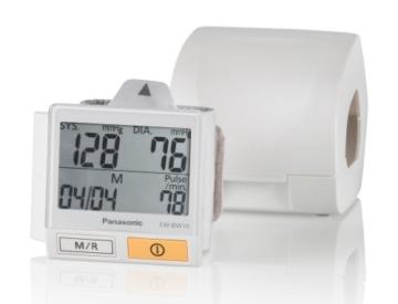 Panasonic EW-BW10 Handgelenk-Blutdruckmessgerät