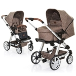 ABC Design Turbo 4 Kombikinderwagen 3 in 1