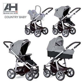 Haberkorn Country Kombikinderwagen 3 in 1