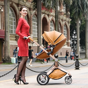Hot Mom Design Kombikinderwagen 3 in 1