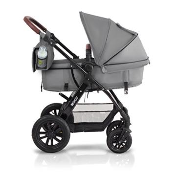 Kinderkraft Moov Kombikinderwagen 3 in 1