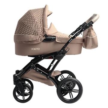 Knorr-Baby Voletto Kombikinderwagen 3 in 1