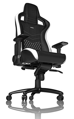 Noblechairs EPIC Echtleder Gaming Stuhl
