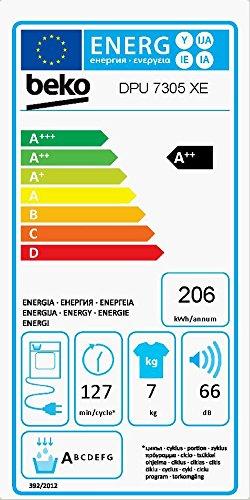 Beko DPU 7305 XE Wärmepumpentrockner