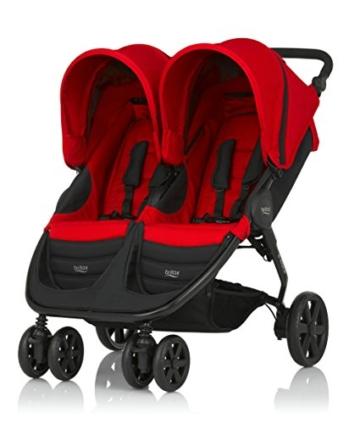 Britax Römer Agile Double Zwillingskinderwagen