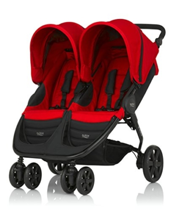Britax Römer Agile Double Zwillingskinderwagen -