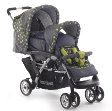 Chic 4 Baby DUO Geschwisterwagen -