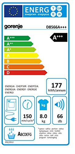 Gorenje D 8566 Wärmepumpentrockner