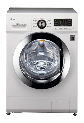 LG F1496AD3 Waschtrockner -