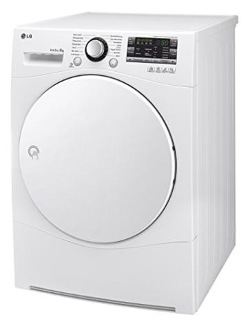 LG RC8055AH1Z Wärmepumpentrockner