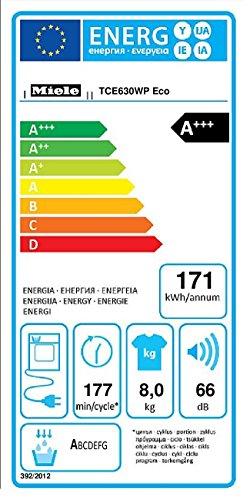 Miele TCE630WP Wärmepumpentrockner