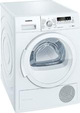 Siemens iQ700 WT46W261 Wärmepumpentrockner