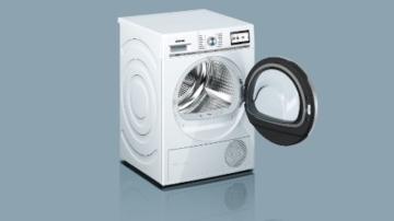 Siemens iQ800 WT47Y701 Wärmepumpentrockner