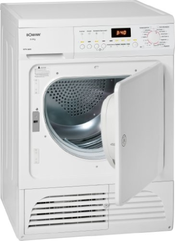 Bomann WTK 5800 Kondenstrockner