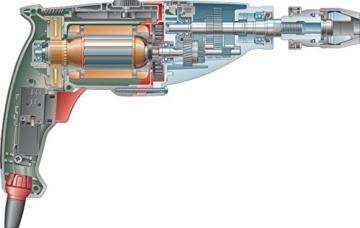 Metabo SBE 1100 Plus Schlagbohrmaschine